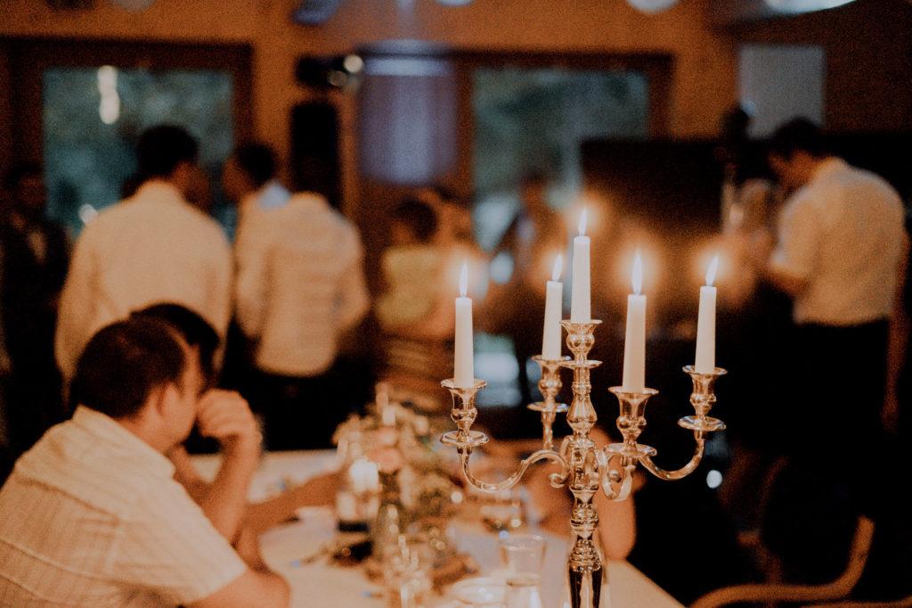 Gästeliste für die Hochzeit